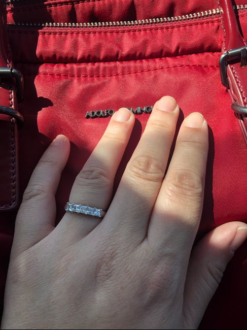 ¡Comparte una foto de tu anillo de pedida! 💍 6