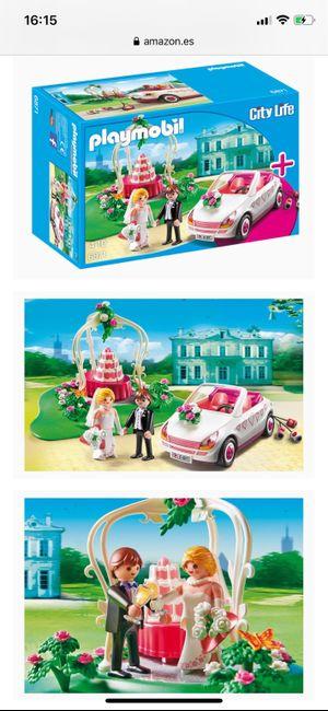 Playmobil boda 1