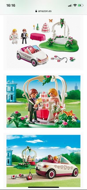Playmobil boda 2