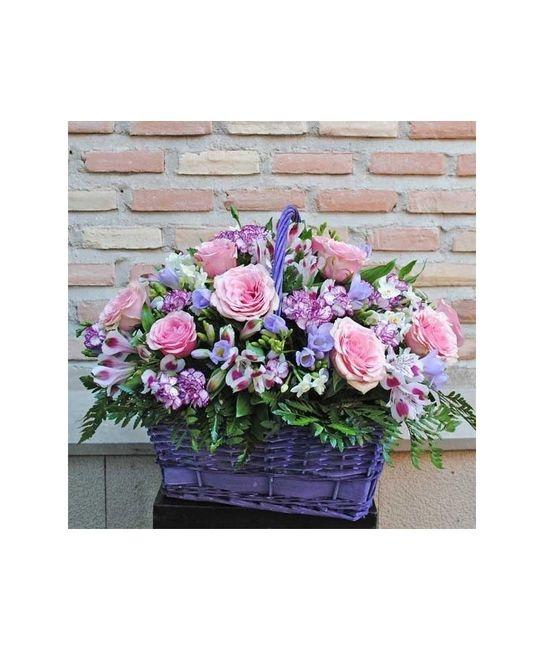 Arreglos florales bonitos 9