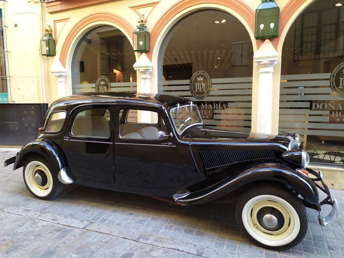 Alquiler coche novia Sevilla - 1