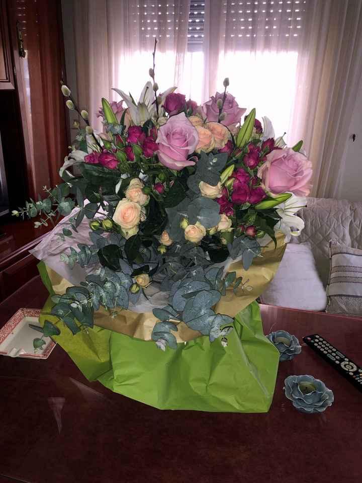 Flores de tela para la decoración de tu Finca y Banquete ¿os gusta la idea? - 1