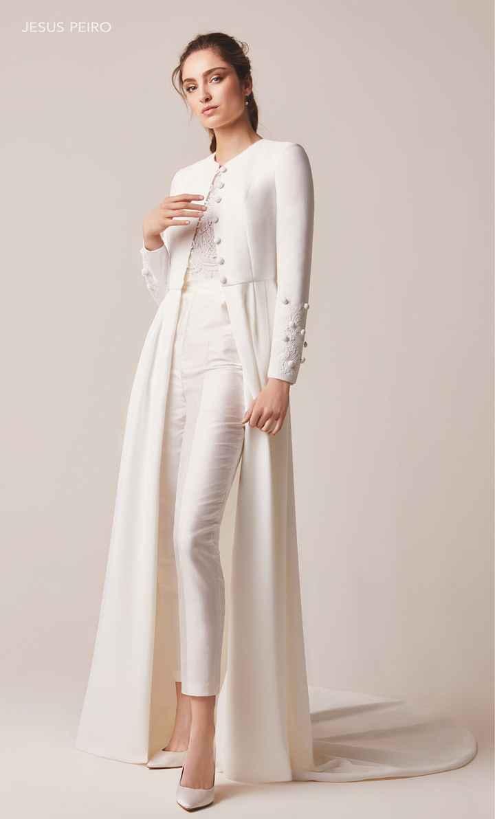 ¿Qué opináis de los trajes para novia? - 1