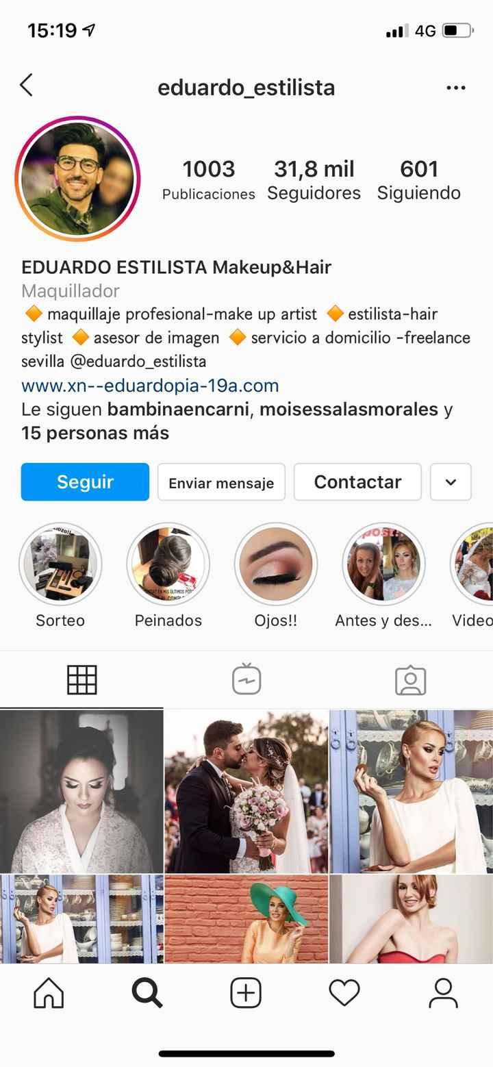 Maquillaje y peluqueria - 1