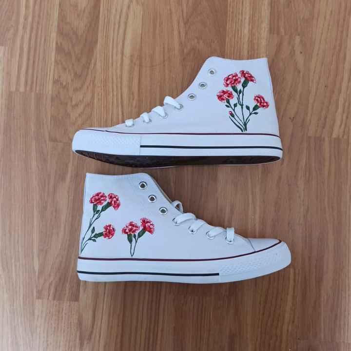 Sois de converse o de zapatos? - 1