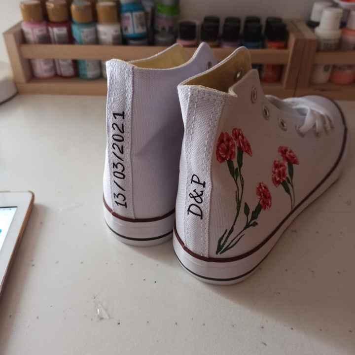 Os atreveríais?? Zapatillas personalizadas - 2
