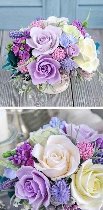 Arreglos florales bonitos - 3