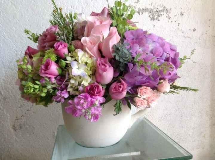 Arreglos florales bonitos - 5