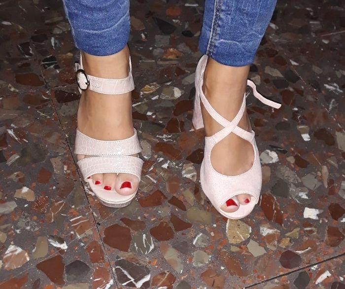 Zapatos para el día b 1