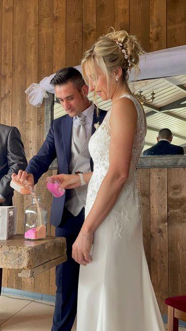 Mejor imposible, boda perfecta 6