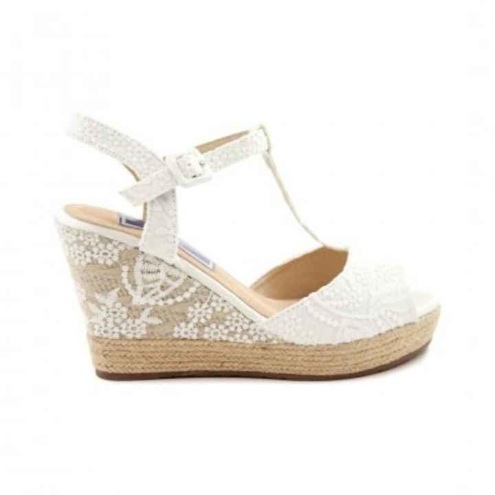 Que tipo de zapatos os vais a poner el día de vuestra Boda? - 1