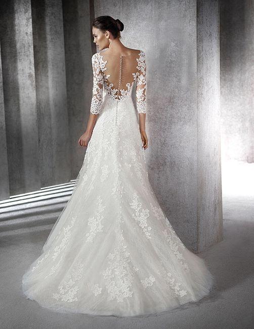 manga larga en verano - moda nupcial - foro bodas