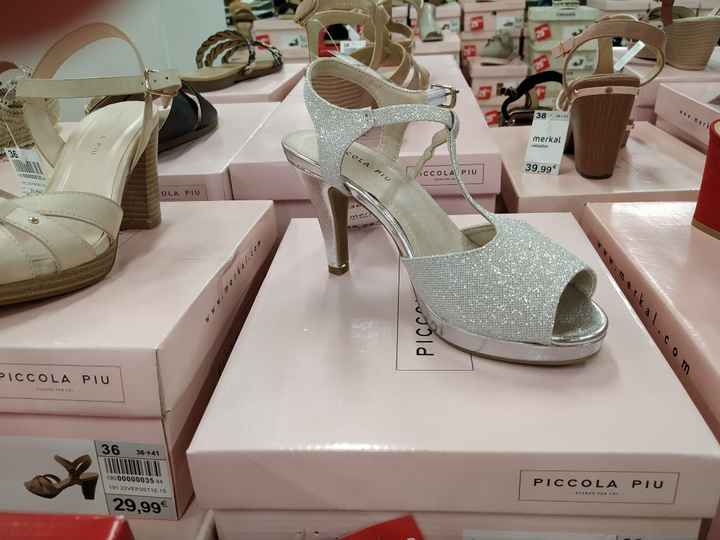 Por fin tengo mis zapatos!!!