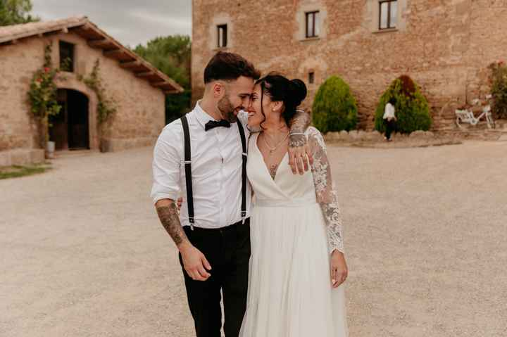 felizmente casados 🎉🎊✨❤️ - 1