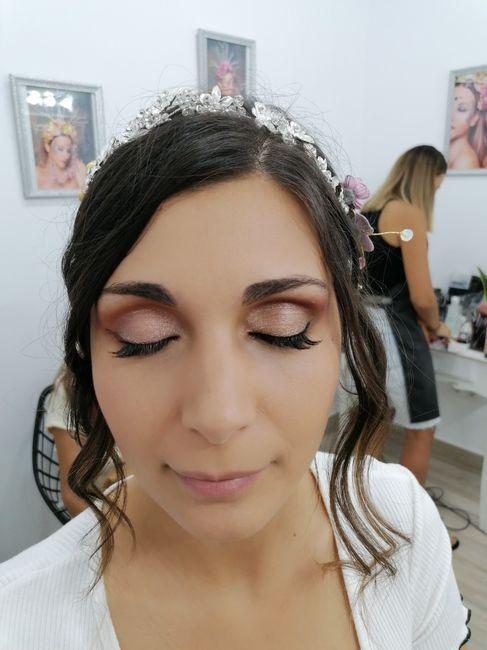 Prueba peluquería y maquillaje - 3