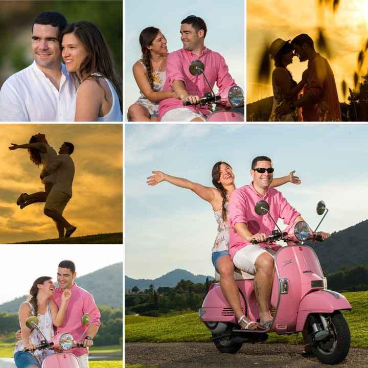 Fotos pre-boda y post-boda. a favor? o en contra? - 2