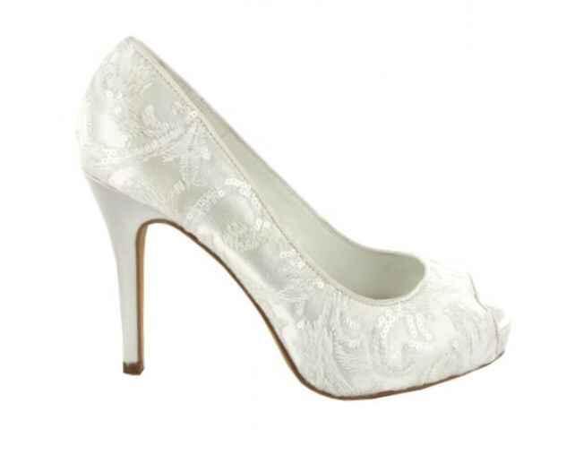 y sin pensarlo, ya tengo zapatos!!😍😍 - 1