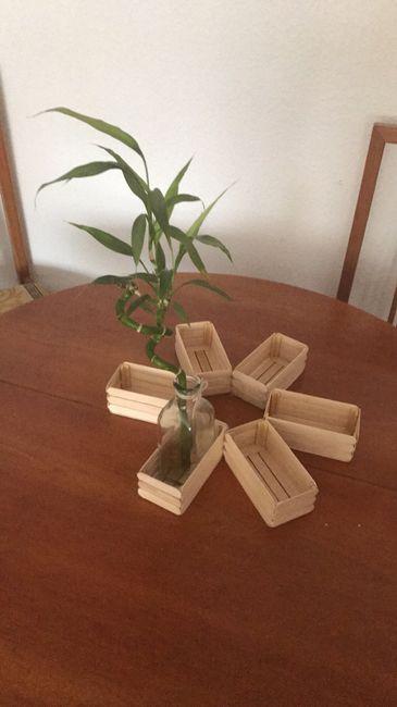 Mi decoración de mesa/regalo para invitados - 3