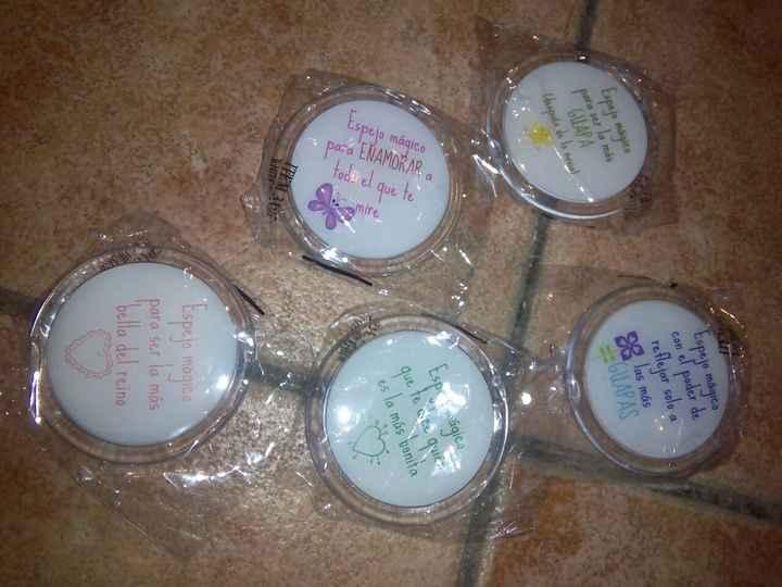 Pedido espejos personalizados!! :) - 1