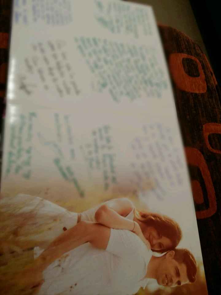 Mis secretos de boda... parte 1 - 2