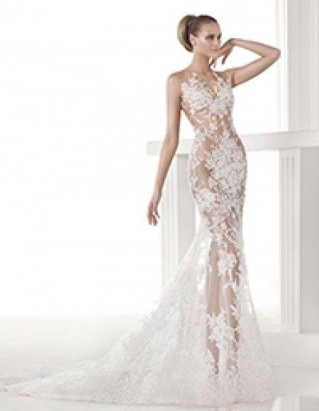 caracola pronovias - moda nupcial - foro bodas