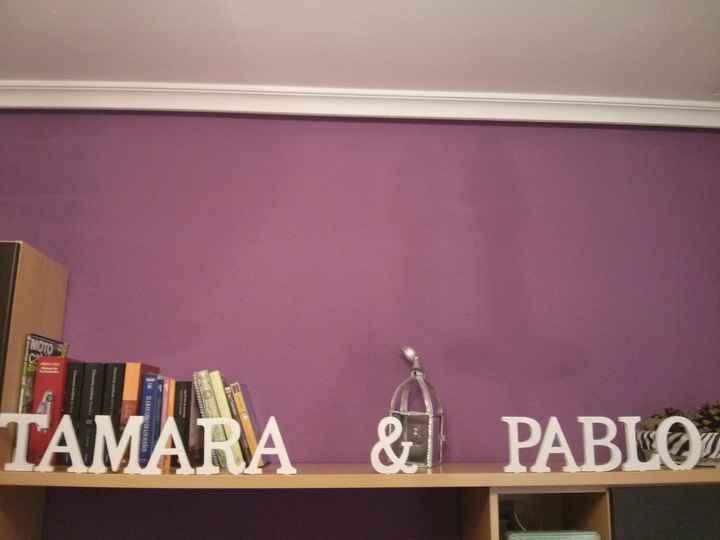 letrtas decorativas