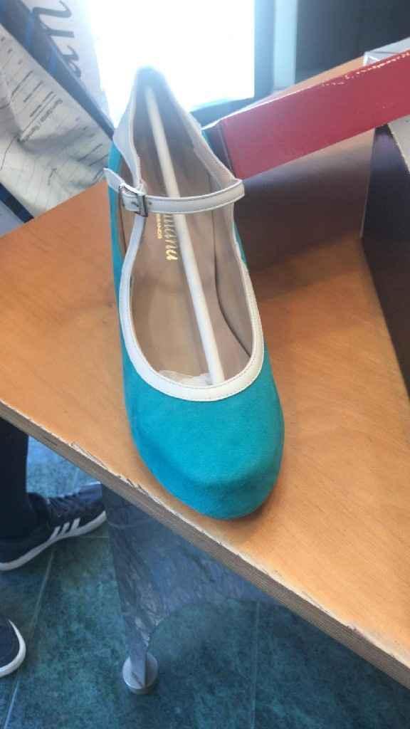 Zapatos azules!!! - 2