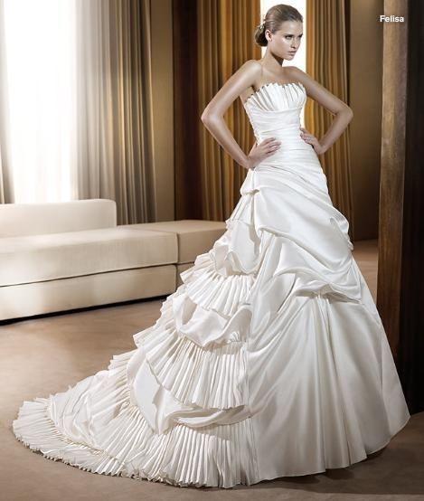 mi vestido de novia precioso!!!! 120 euros