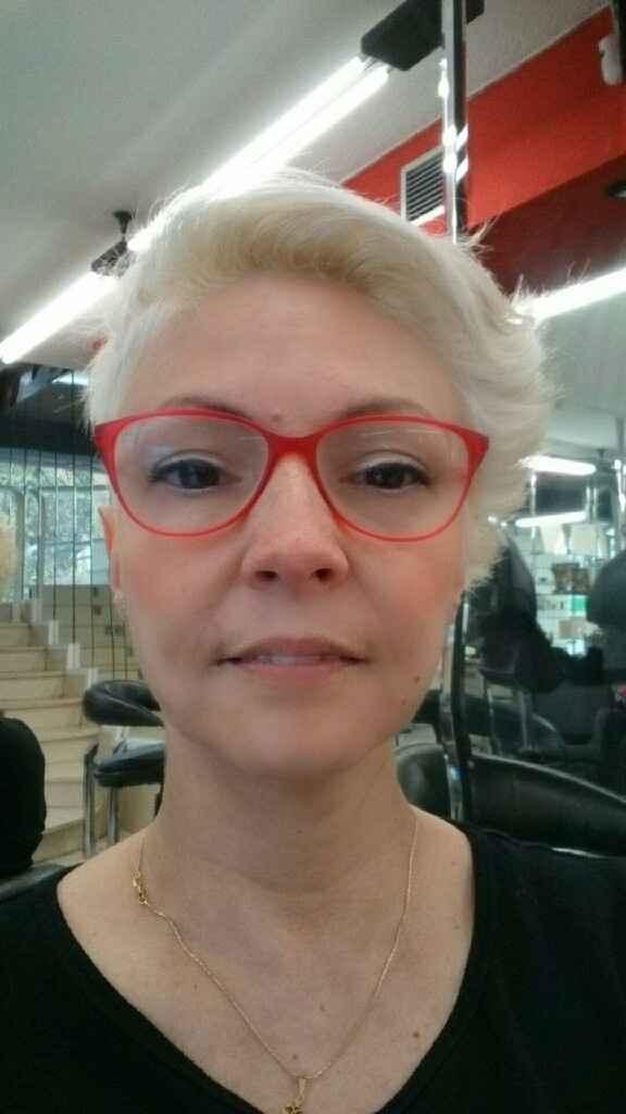 Novia con gafas o sin gafas! - 1