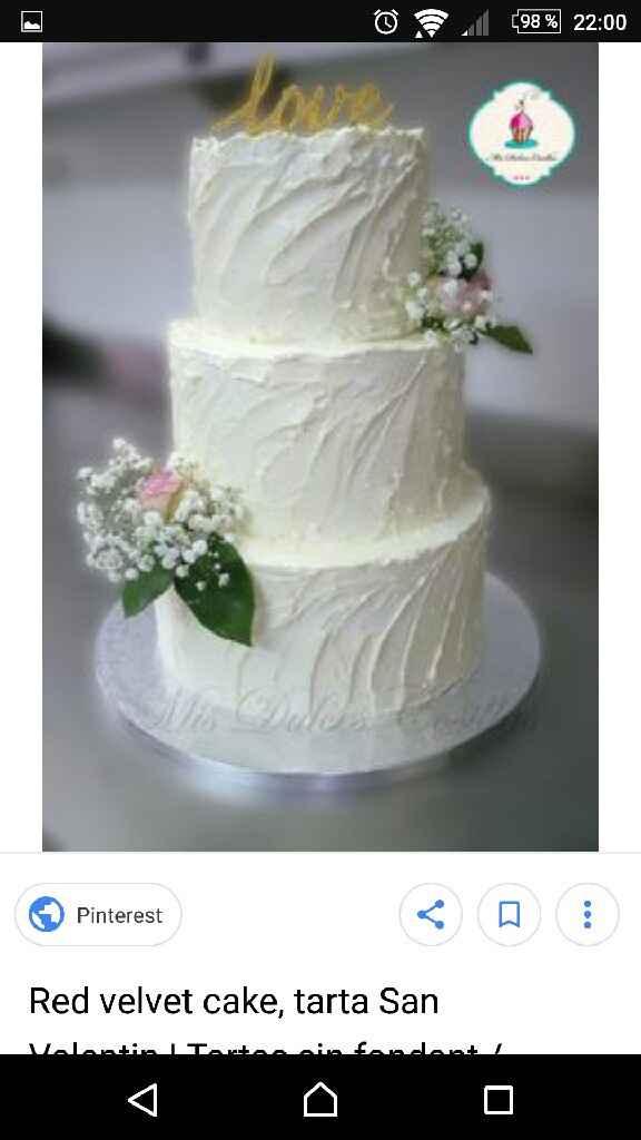 ¿que tarta te gusta más?? - 1