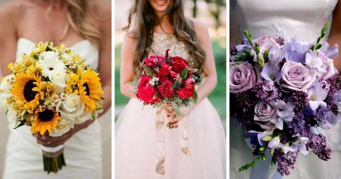 Cómo elegir el ramo de novia 💐 4