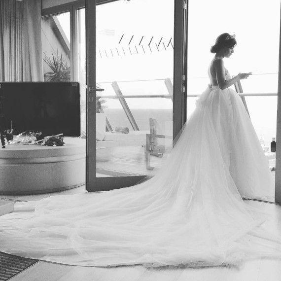 Los vestidos de novia de las influencers (I) 2