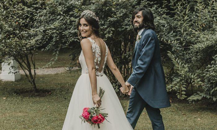 Los vestidos de novia de las influencers (I) 8