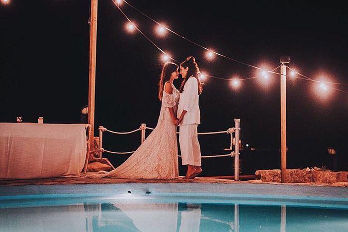 Los vestidos de novia de las influencers (II) 2