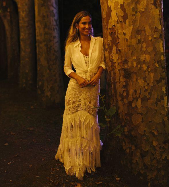 Los vestidos de novia de las influencers (II) 4