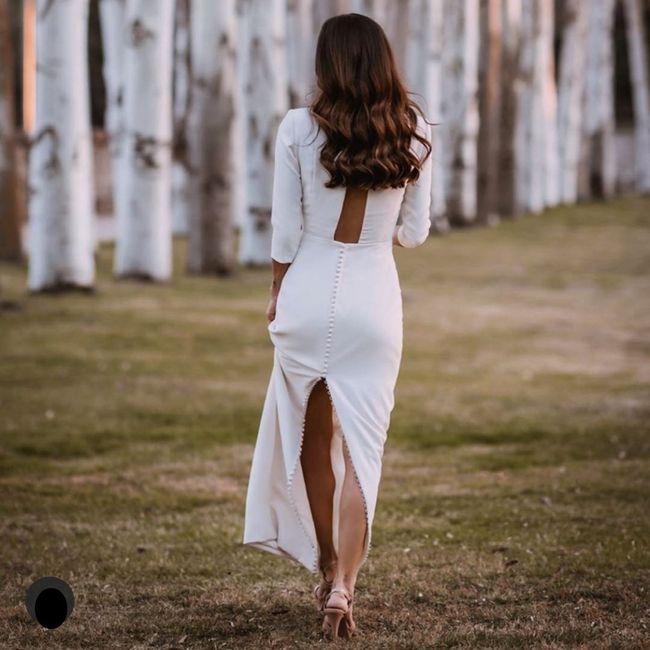 Los vestidos de novia de las influencers (II) 6