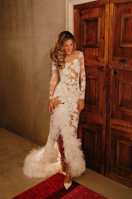 Los vestidos de novia de las influencers (II) 7