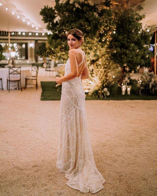 Los vestidos de novia de las influencers (II) 5