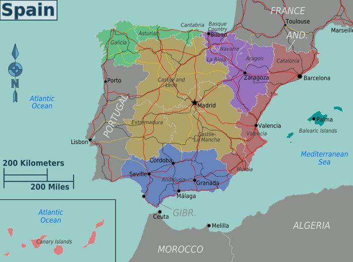 Elige tu luna de miel en España 1