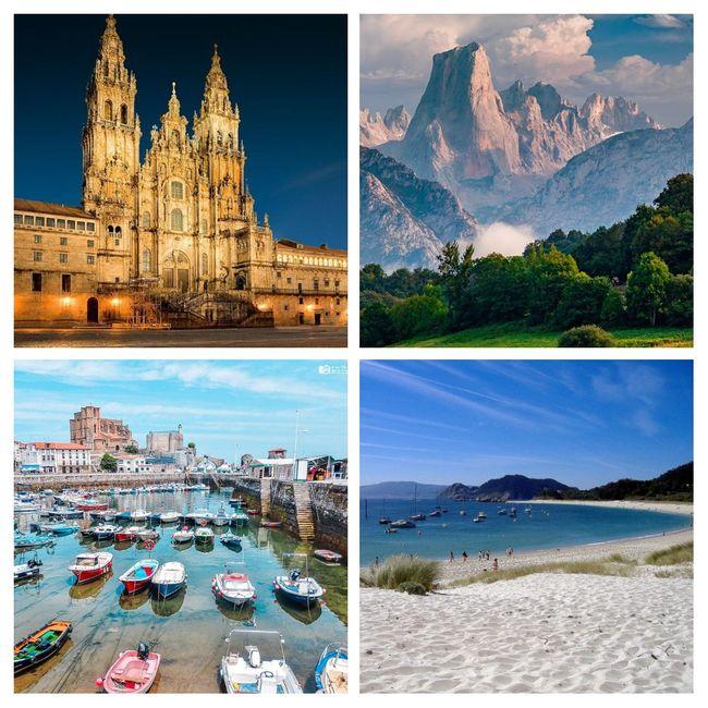 Elige tu luna de miel en España 2