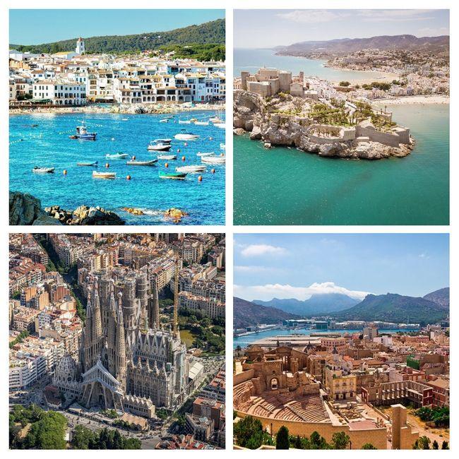Elige tu luna de miel en España 4