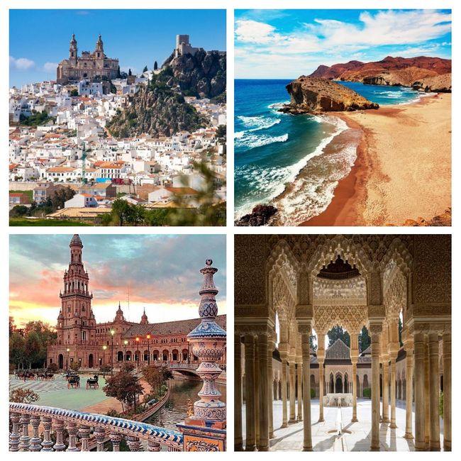 Elige tu luna de miel en España 5