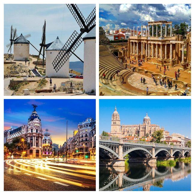 Elige tu luna de miel en España 6