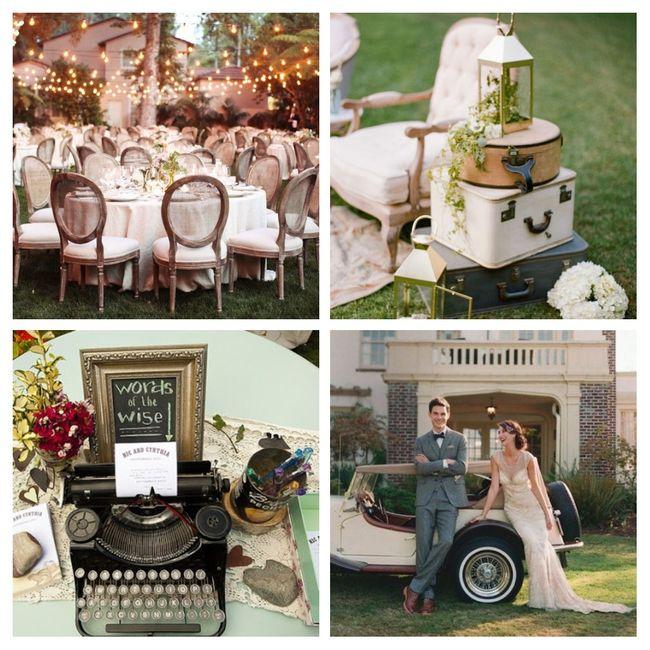 ¿Cuál es tu estilo de boda? 6