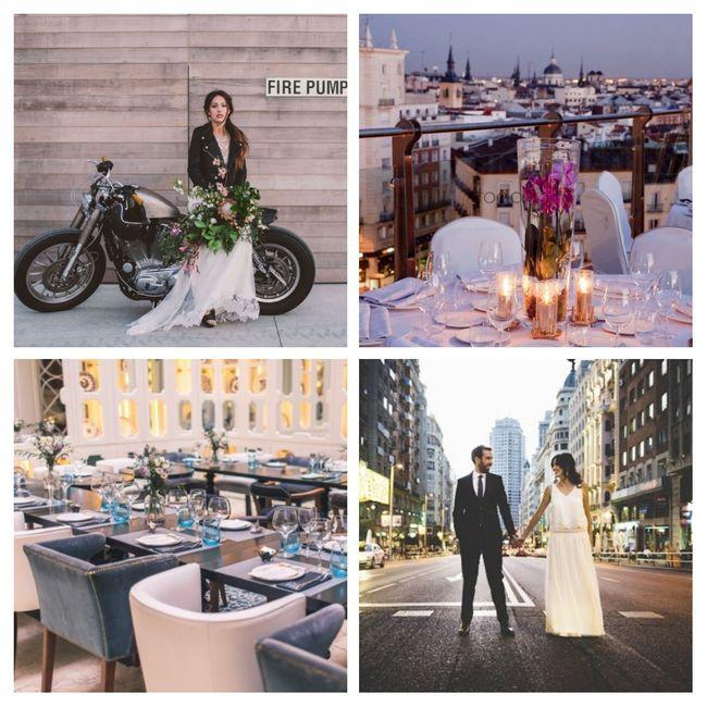 ¿Cuál es tu estilo de boda? 7