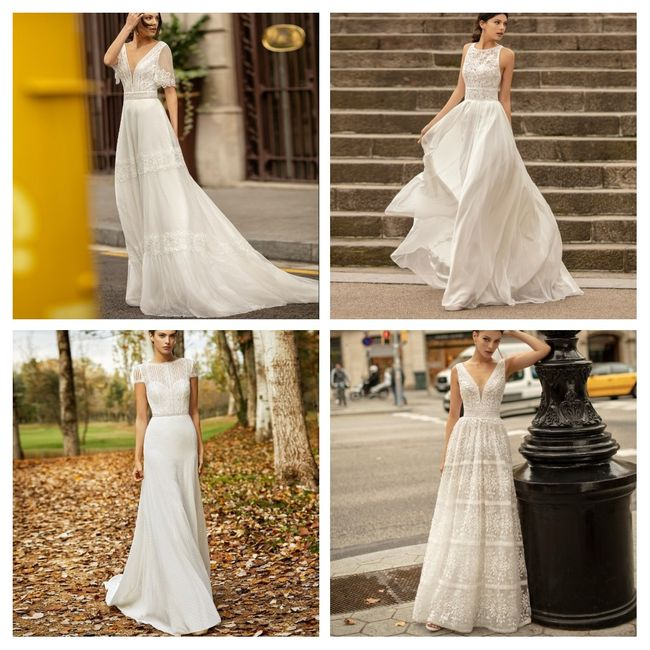Vestidos de Alma Novia 2021 2
