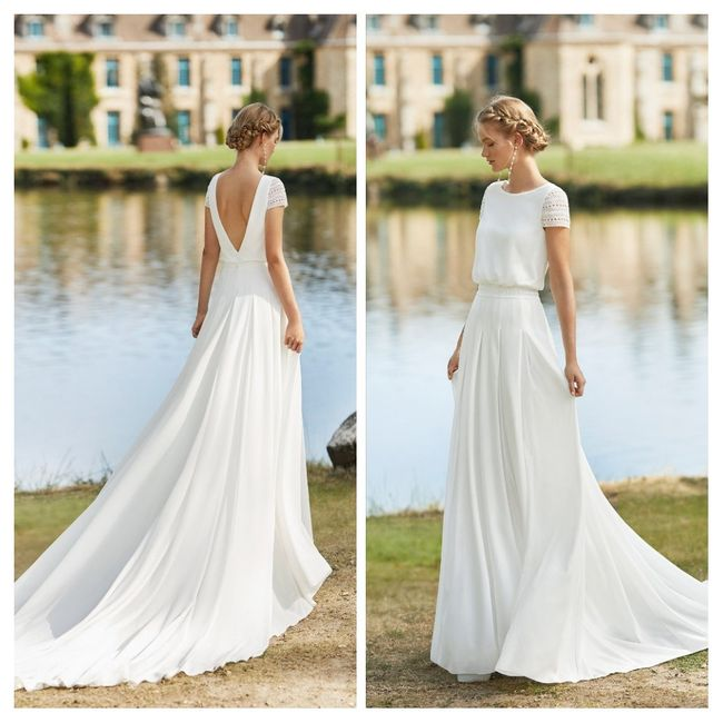 Vestidos de Alma Novia 2021 5