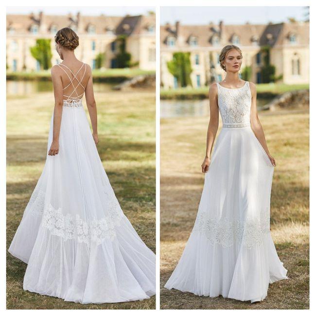 Vestidos de Alma Novia 2021 6