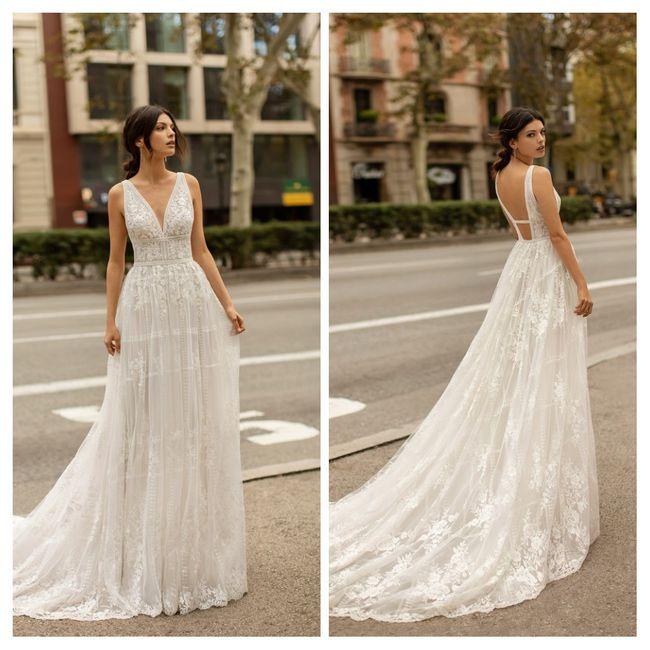 Vestidos de Alma Novia 2021 7