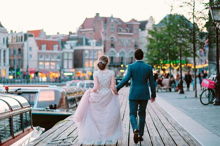 Tu boda en Europa 🗼 1
